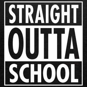 Straight Outta School Tanks - Women's Flowy Tank Top by Bella