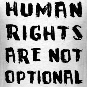 human rights T-Shirts - Men's T-Shirt