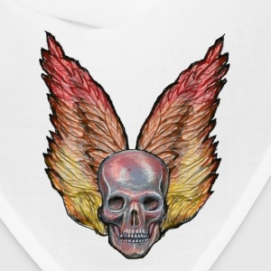 winged skull Caps - Bandana