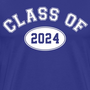 Class Of 2024 T-Shirts - Men's Premium T-Shirt