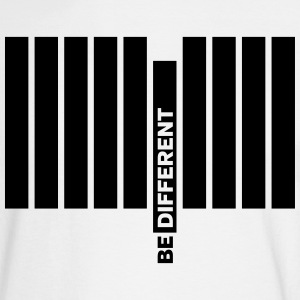Be Different... Long Sleeve Shirts - Men's Long Sleeve T-Shirt