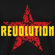 Revolution (Red Star) T-Shirts