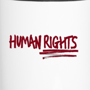 human rights Mugs & Drinkware - Travel Mug