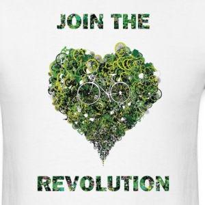 join the revolution T-Shirts - Men's T-Shirt