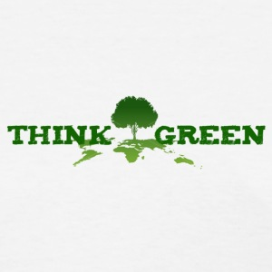 think green Women's T-Shirts - Women's T-Shirt