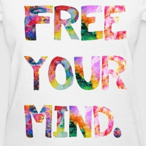 free your mind Women's T-Shirts - Women's T-Shirt