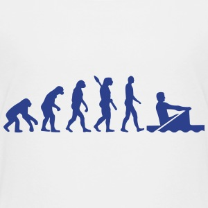 Evolution Rowing Kids' Shirts - Kids' Premium T-Shirt