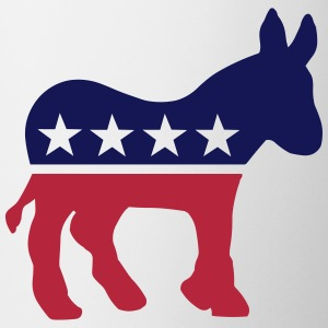 Democratic Donkey Mugs & Drinkware - Coffee/Tea Mug