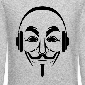 anonymous dj - Crewneck Sweatshirt