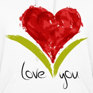 love you Hoodies - Women's Hoodie