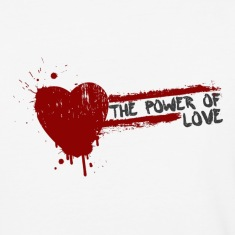 the power of love T-Shirts