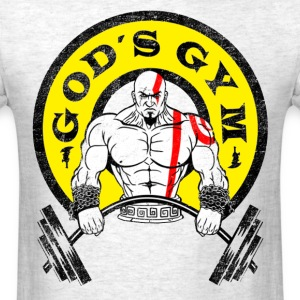 God's Gym T-shirt - Men's T-Shirt