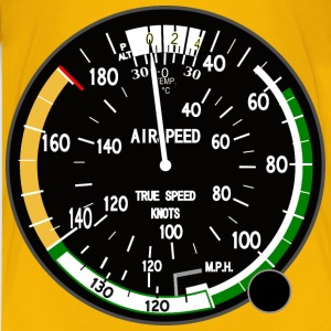 True Airspeed Indicator - Kids' Premium T-Shirt