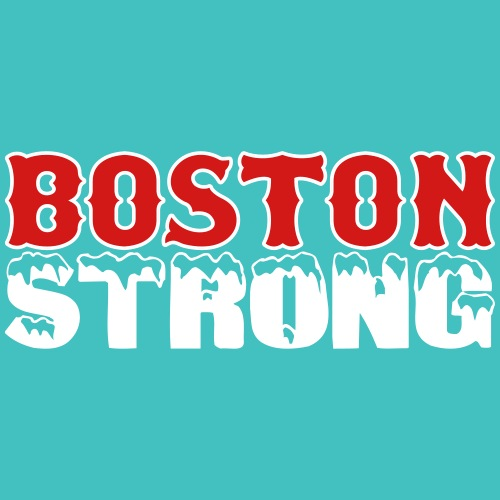 Boston Snowy Strong