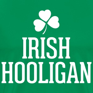 Irish Hooligan T-Shirts - Men's Premium T-Shirt