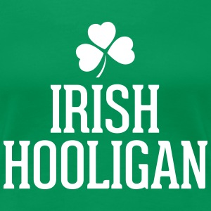 Irish Hooligan Women's T-Shirts - Women's Premium T-Shirt