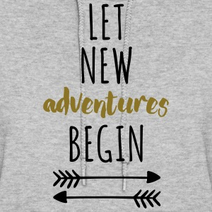 New Adventures Hoodies - Women's Hoodie