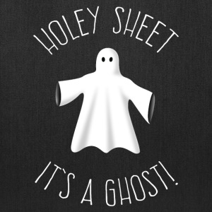 Holey Sheet It's A Ghost Bags & backpacks - Tote Bag