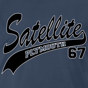 67 Plymouth Satellite - Men's Premium T-Shirt