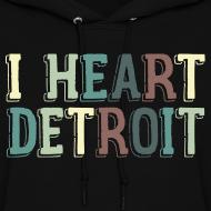 Design ~ Old I Heart Detroit