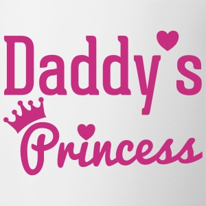 Daddy's Princess Mugs & Drinkware - Coffee/Tea Mug