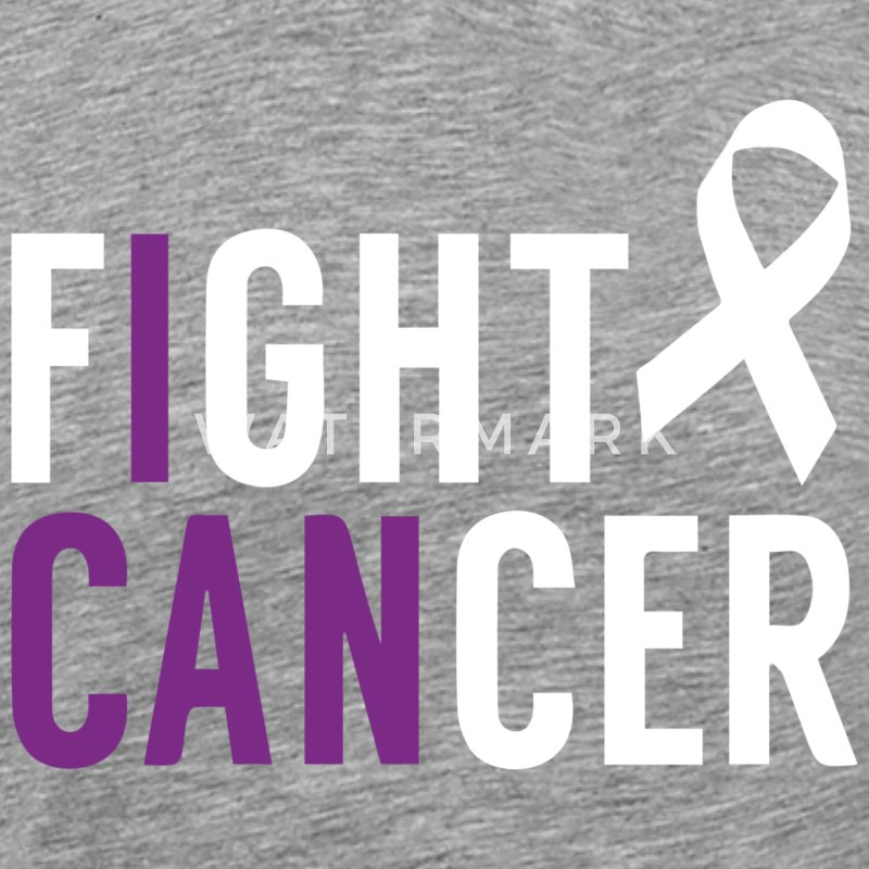 I Can Fight Cancer T-Shirts - Men's Premium T-Shirt