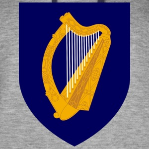 Irish Provisional Coat of Arms - Colorblock Hoodie