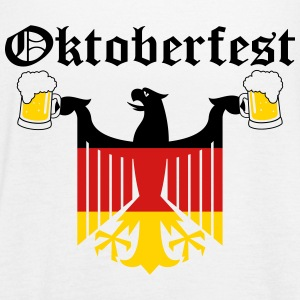 Oktoberfest T-Shirts Tanks - Women's Flowy Tank Top by Bella
