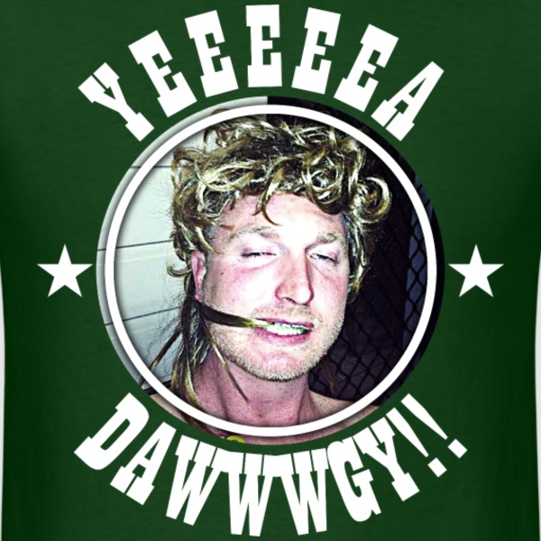 Yeeah Dawgy! - Men's T-Shirt