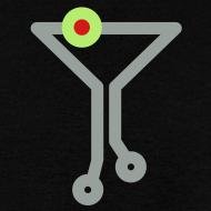 Design ~ Tech Cocktail Men's T-Shirt