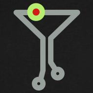 Design ~ Tech Cocktail V-Nect Tee - Men's