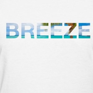 Breeze - Women's T-Shirt