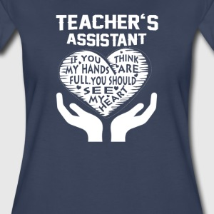 Teacher's Assistant - Women's Premium T-Shirt
