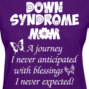 Down Syndrome Mom - Women's T-Shirt