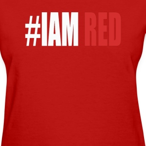 red - Women's T-Shirt