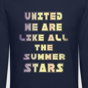 we star - Crewneck Sweatshirt