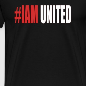 iam united - Men's Premium T-Shirt