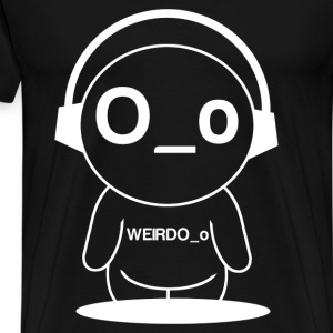 WeirdO_o Tee - Men's Premium T-Shirt