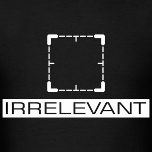 Person of Interest - Irrelevant - Men's T-Shirt