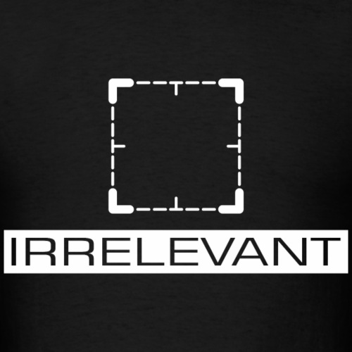Person of Interest - Irrelevant