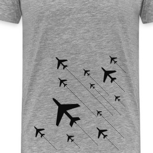 airplanes 1.2 - Men's Premium T-Shirt