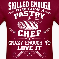 Skilled Enough To Become A Pastry Chef