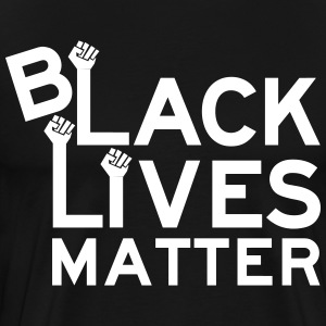 Black Lives Matter Tshirt - Men's Premium T-Shirt