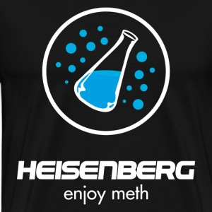 Heisenberg - Enjoy Meth - Men's Premium T-Shirt