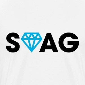 Diamond SWAG - Men's Premium T-Shirt