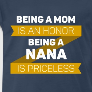 Family priceless nana T-Shirts - Men's Premium T-Shirt