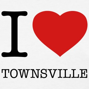 I LOVE TOWNSVILLE - Women's T-Shirt