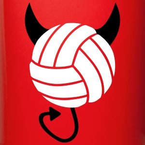 Volleyball Devil Mugs & Drinkware - Full Color Mug