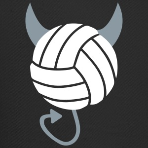 Volleyball Devil Caps - Trucker Cap