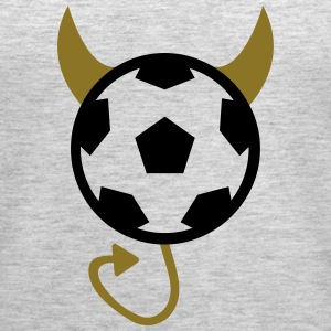 Soccer Devil Tanks - Women's Premium Tank Top